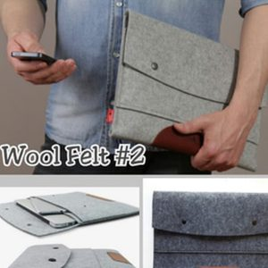 Sleeve-Case-Wool-Felt